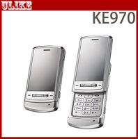 Original KE970 Shine Cell Phone, Bluetooth, 2MP Camera, MP3, Classic JAVA,1 Year Warranty, Free Shipping!