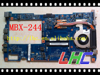 A1810963A Original Motherboard For Sony VPC series MBX-244 intel integrated CPU on-board  48.4KY21.011 in good condition