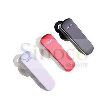 Original Dacom K69 Wireless Bluetooth Headset Handfree Headphone for Samsung S4/3 Note 2 iPhone 5S Red Black White