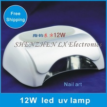 Nail art tools 18k uv lamp led nail art lamp light therapy light therapy machine(China (Mainland))