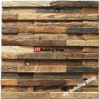 Natural wood mosaic tile NWMT048 wood mosaics kitchen backsplash tile ancient wood mosaic wall tiles wood mosaic tile panels