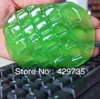 Free Shipping Magic Crystal Universal Clean Gum Keyboard Clean Gum Digital Products /Car Interior/office