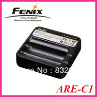 Fenix ARE-C1 18650 Rechargeable Smart Battery Charger + 12V DC Car Cord Adaptor