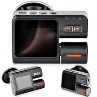 NEW2.0 Inch IR Full HD720P Dash DVR Car Video Camera Recorder Crash Cam G-sensor C900 Free Shipping
