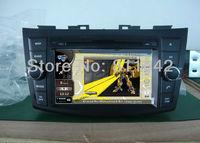 Wholesale 7'' Car DVD GPS player for Suzuki swift Van with DVD iPod BT USB SD AM FM, No remote control Camera. 2011-2013