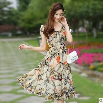 2013 Hot Fashion new casual dress /Slim waist  Dress