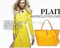 Women's fashion handbag large capacity new 2014 hot vintage buckle women handbag one-shoulder bags free shipping