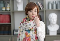 Factory sell 2013 new style scarves joker fields and gardens autumn and winter scarves pashmina free shipping