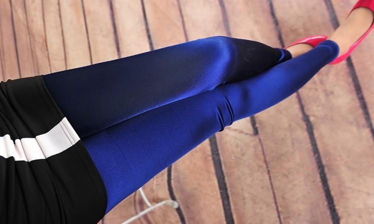 Shiny White Leggings Shiny Disco Leggings Free