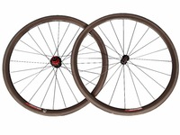 Best Carbon 700C Road Bike Wheel, Wheelset For 38mm Clincher Wheels