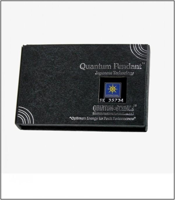 50 pcs health Stone Necklace Quantum Pendant basalt Iava Scalar Energy Pendant Crystal Jewelry and Gift Box(China (Mainland))
