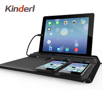 Multifunctional universal cell phone charging station for Smart Mobile Phones and tablet PC
