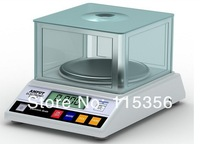 EMS free shipping APTP457B 300g x 0.01g Precision Laboratory analytical balance Jewelry diamond gold weighing scale