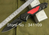 FOX Knives A036 Tactical Folding Blade Knife Survival Outdoor Hunting Camping Combat Pocket Knife  HK Free Shipping 5pcs