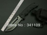 FOX Knives BIG 0362 Tactical Folding Blade Knife Survival Outdoor Hunting Camping Combat Pocket Knife HK Free Shipping