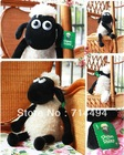 Hot sale very cute NICI sheep creative plush toy stuffed toy doll Shaun sheep 25cm(China (Mainland))