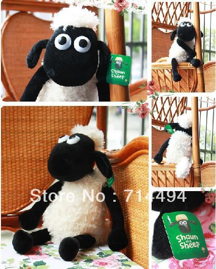 Hot sale very cute NICI sheep creative plush toy stuffed toy doll Shaun sheep 25cm(China (Mainland))