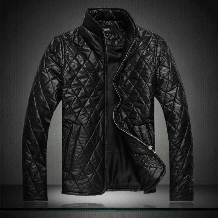 Молодежная Мужская Куртка Осень Весна Купить