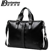 New Brand Designer genuine leather handbags  High-end men business briefcase Excellent bolsas femininas