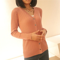 2013 New Arrival Fashion Spring/Autumn Women's Vintage Twisted Female Cardigan Sweater knitted cardigan Outerwear