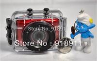 F5 Waterproof Camera Helmet Action camera Sport DV 2.0 LCD DVR Cam Camcorder For Bike/Diving/Surfing/Ski/Skydiving
