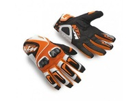 ForTop leather gloves carbon fiber KTM KTM Dirt Bike gloves to battle with Fox bomber gloves