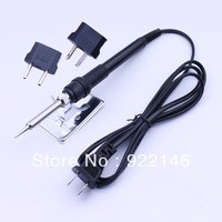 Free Shipping  220V 60W Electric Solder Iron with Soldering Iron Stand