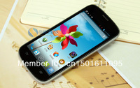 free shipping zte v818 512m+4g rom Dual core CPU, a 4.5 -inch screen, big discount