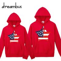 freeshipping /  hot selling American USA flag autumn-summer Hoodies the sports suit sweatshirts women's coats