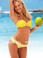 New explosion models sexy bikini women polka dot Series Free Delivery DST-265