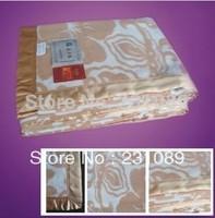 Camel Jacquard Mulberry Silk Special Premium Blanket Silk Blanket Spring And Autumn Blanket Super Soft Silkworm