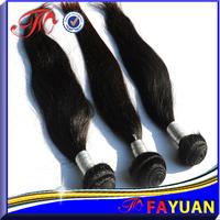 2013 Hot sale Fayuan Grade AAAAA unprocessed Indian virgin straight hair rosa hair products