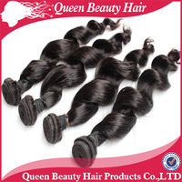 Malaysian virgin Queen Beauty products remy hair natural loose wave 4pcs lot mix length td fadianxiu rosemary cambodian  hair