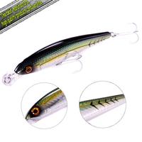Free shipping, 8pcs/lot, Fishing lure Python minnow hard bait 120mm 15g-8/color