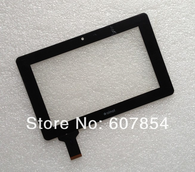 W149 7 inch tablet touch Ainol NOVO 7 ELF 7004 Tablet PC capacity touch screen panel free shipping(China (Mainland))