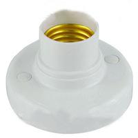 10PCS. Energy saving bulb LED E27 spiral screw-mount 86 Surface mounted lamp base holder light Fitting base socket Free shipping