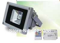 3 years warranty New Design 10w RGB led floodlight waterproof AC85-265V