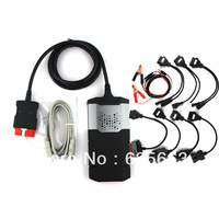 DS150e tcs cdp Pro plus 2014.2 CAR&TRUCK 3 in 1 Diagnostic tool DS150 WITH Car Cables