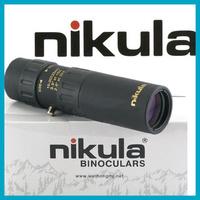 Nikula 10 - 30 x 25 High Power Pocket-Size Monocular Telescopes - Small Bugler  , Free Shipping