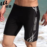 New Men Speedo Swimming Trunks Swimwear Swim wear Mens Men's Long Boxer Boxers Trunk Shorts Briefs For Beach L XL XXL 2XL