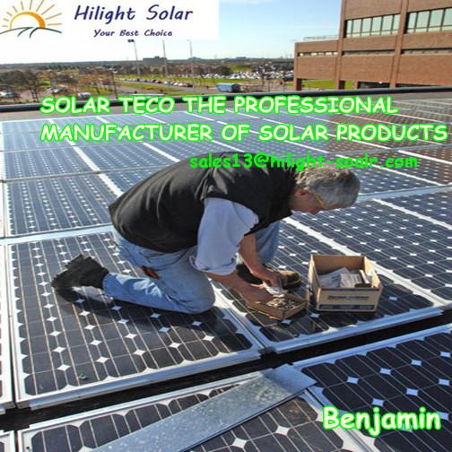 High Quality Solar Panel 250W with TUV,IEC,CE,ISO,CEC,INMETRO(China (Mainland))