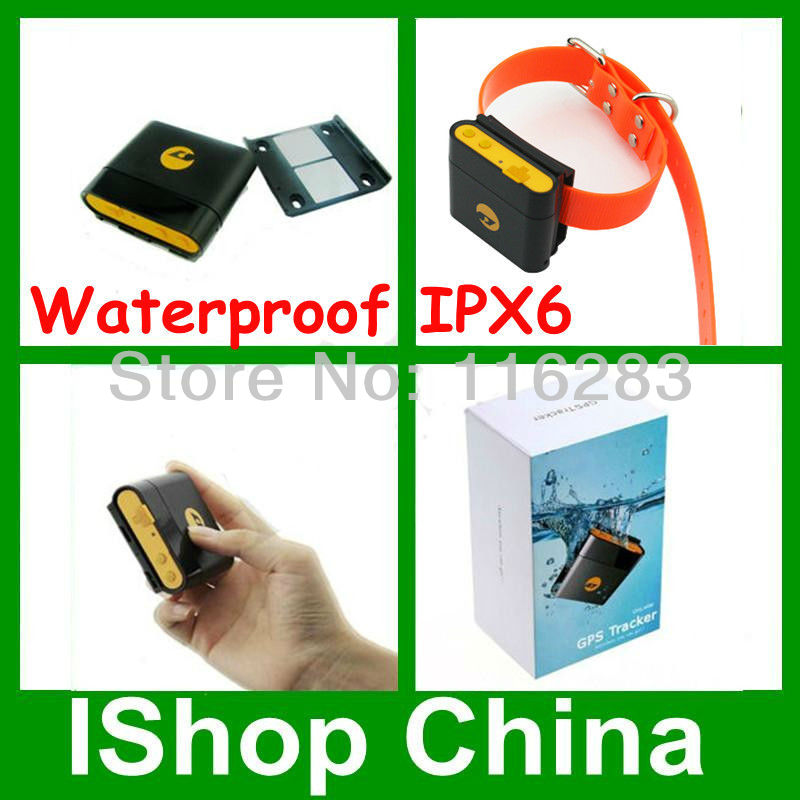 Waterproof Realtime GSM GPRS GPS Tracker TK108 tracking works with free monitor software, the best offer for promotion(China (Mainland))