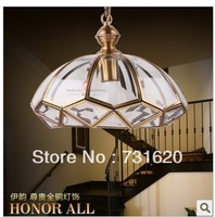 Special Discount Rotal Style Copper Ceiling Light Free Shipping Classic Ceiling Lamp For Living Room, Dining Room, Kitchen