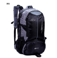 Free Shipping 45L Top quality Fashion women and men waterproof luggage & travel bag sport backpack professional climbing bag 426