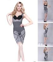 Hot sale FEDEX Freeshipping.300pcs/lot Fashion Bamboo Magic Body Shaper Slimming BodyShaper Size S-M,L-XL,XL-XXL(OPP bag)