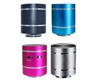 New Bluetooth 10W Adin USB rechargable Portable Mini Music Vibration Speaker