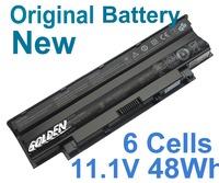 Genuine Original Laptop Battery For DELL Inspiron N5040 N5110 N7110 N7010 N7010D N7010R 6Cells 48WH