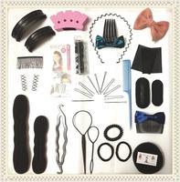 0151 hair accessory set plate hair tools ball head hair tools maker