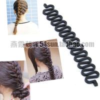 Hair tools maker hair style clip scollops bianzi supplementer