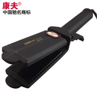 Fukuda yasuo hair straightener kf-454 computer thermostat negative ion straightener pull straight board straight hair perm